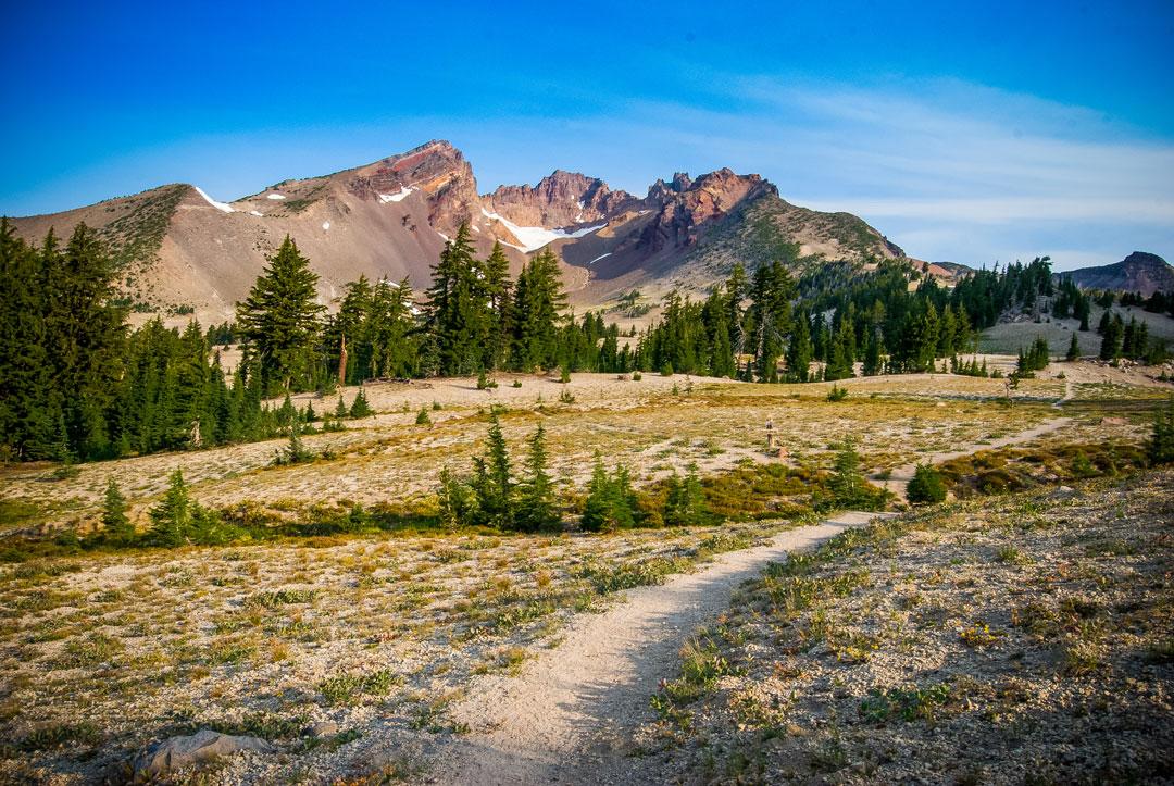 Bend OR Broken Top Trail