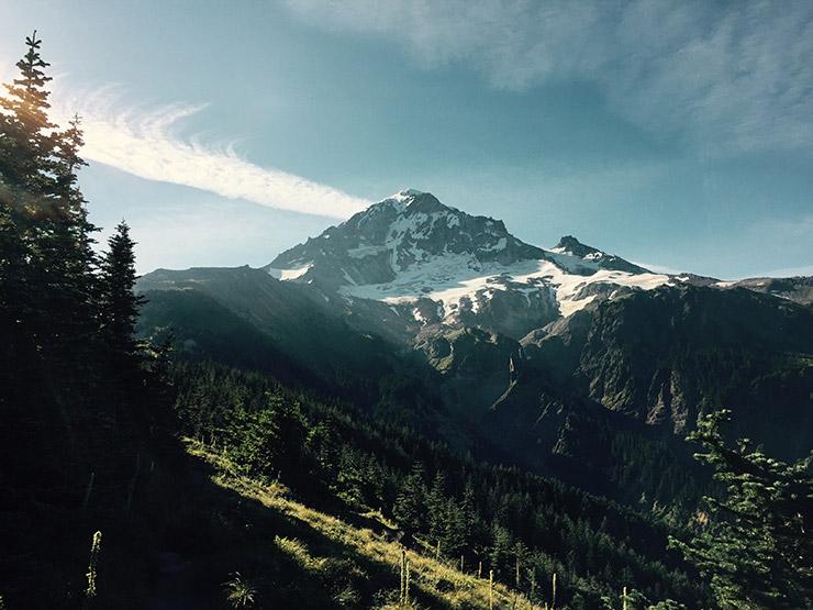 View of Mt. Hood