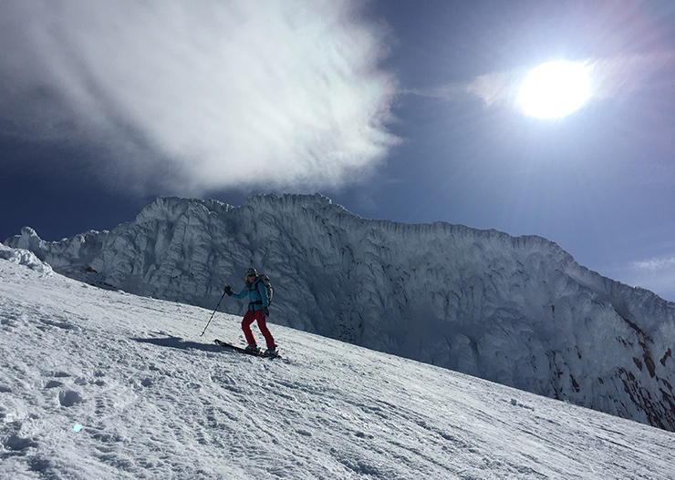 KC Skiing Mt. Hood