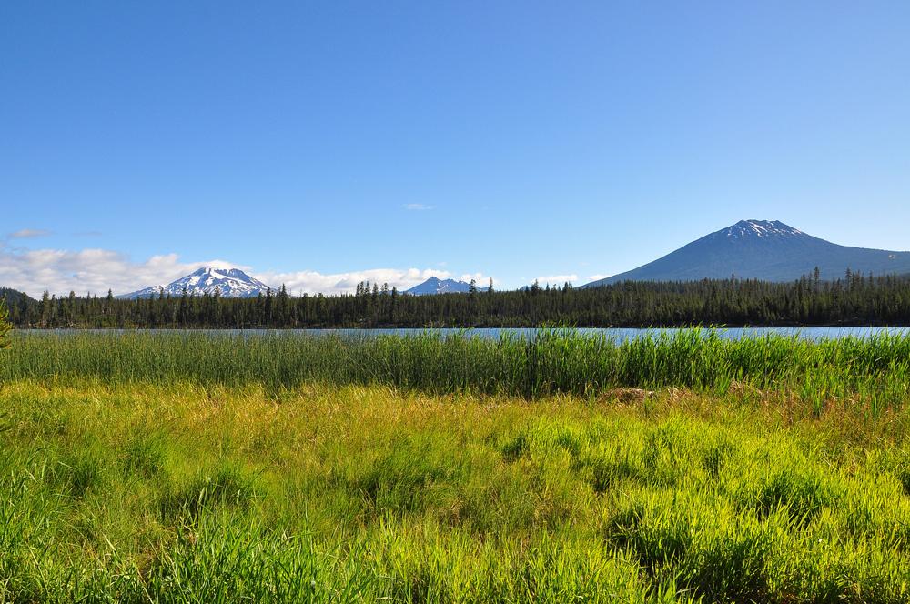 Mt. Bachelor Bend, Oregon