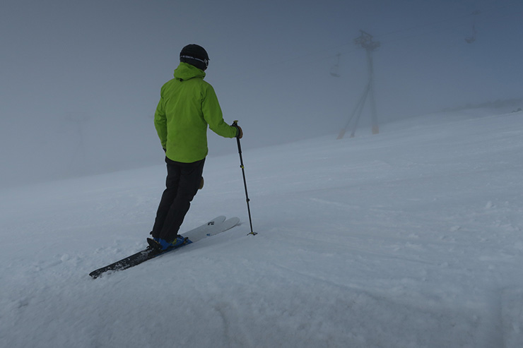 Summer Skiing at Timberline