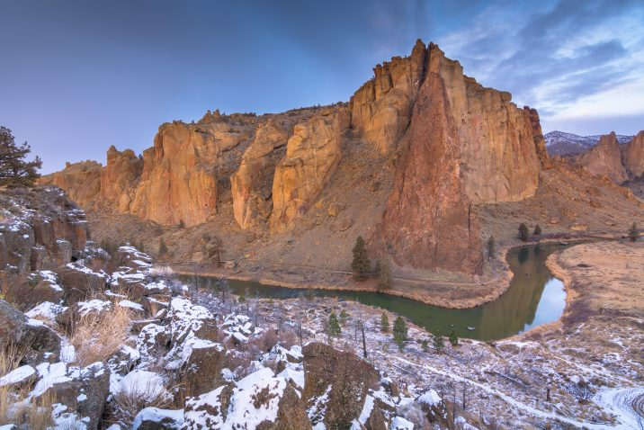 Smith Rock State Park, Oregon, USA